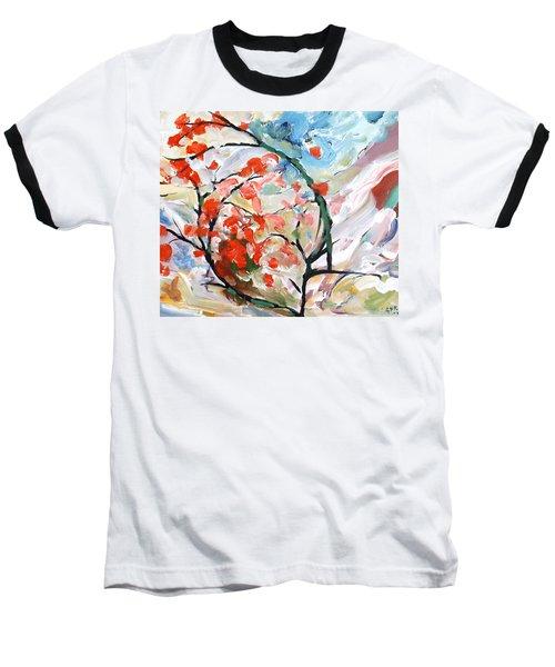 A Study In Qi Baseball T-Shirt
