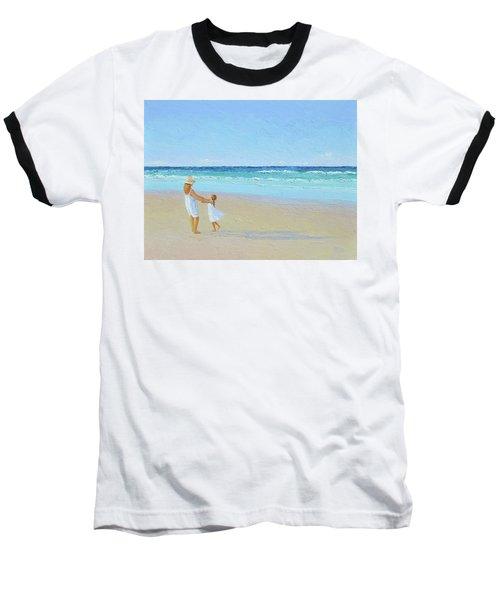 A Summer Dance Baseball T-Shirt