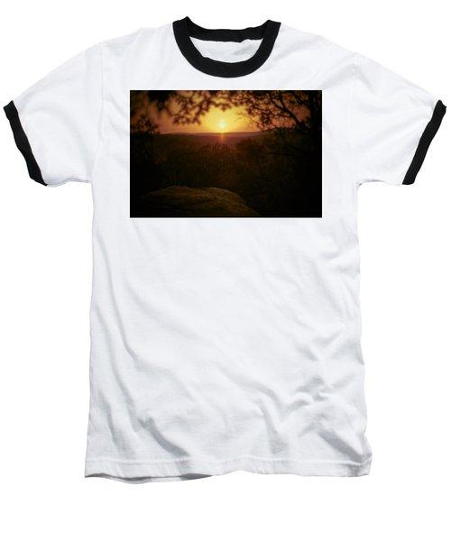 A Sun That Never Sets Baseball T-Shirt