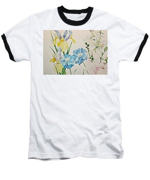 A Variety-posthumously Presented Paintings Of Sachi Spohn  Baseball T-Shirt
