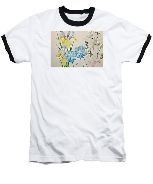 A Variety-posthumously Presented Paintings Of Sachi Spohn  Baseball T-Shirt
