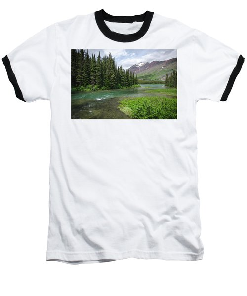 A Walk In The Forest Baseball T-Shirt