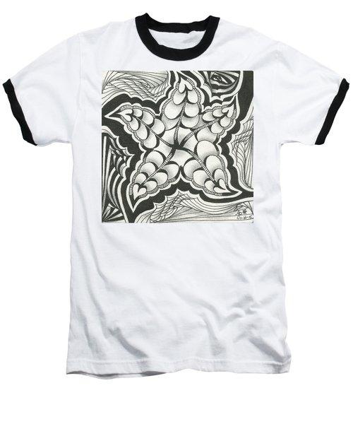 A Woman's Heart Baseball T-Shirt