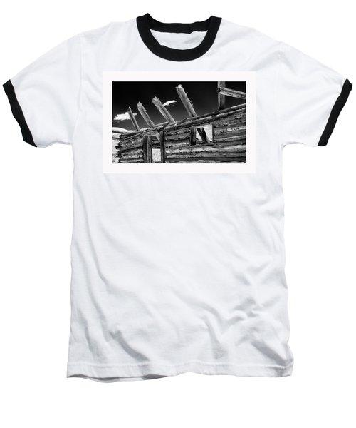 Abandon View Baseball T-Shirt