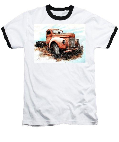 Abandoned Baseball T-Shirt by Heidi Kriel