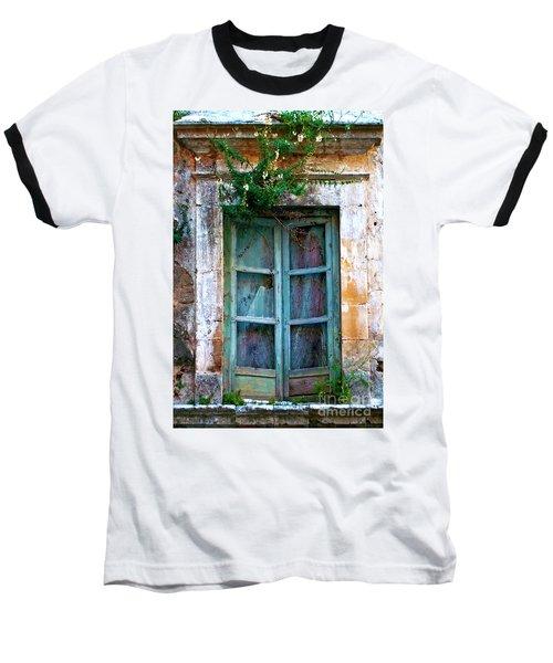 Abandoned Sicilian Sound Of Noto Baseball T-Shirt