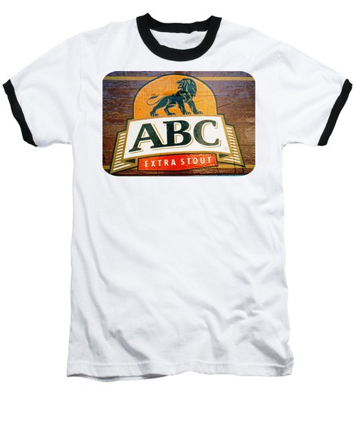 Baseball T-Shirt featuring the photograph Abc Stout by Ethna Gillespie