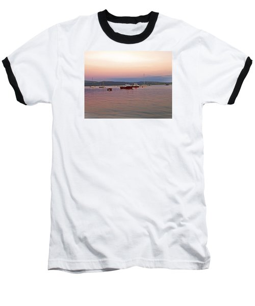 Aberdovey Moorings. Baseball T-Shirt