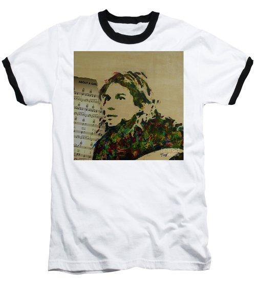 About A Girl Baseball T-Shirt