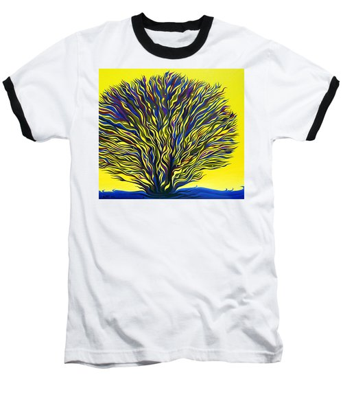 About To Sprout Baseball T-Shirt