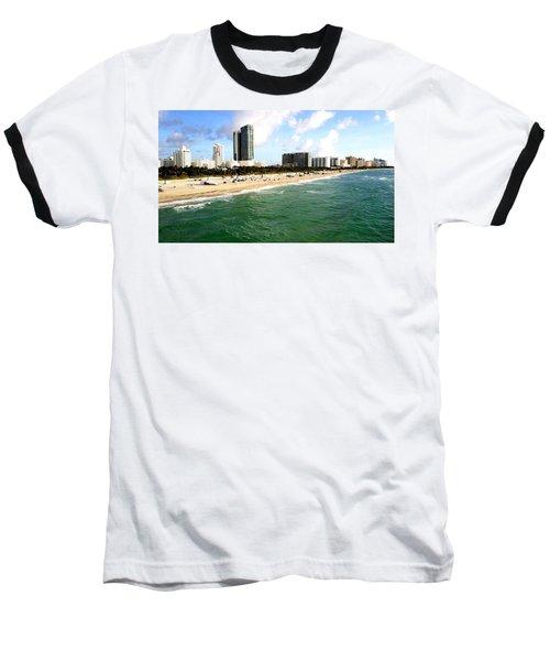 Above It All Baseball T-Shirt