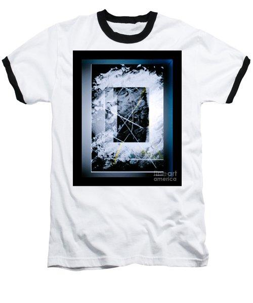 Abstract 1001-2016 Baseball T-Shirt by John Krakora