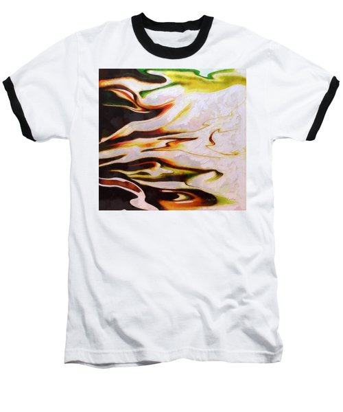 Abstract 27 Baseball T-Shirt
