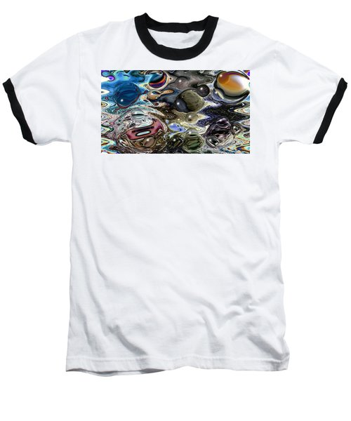 Abstract 623164 Baseball T-Shirt