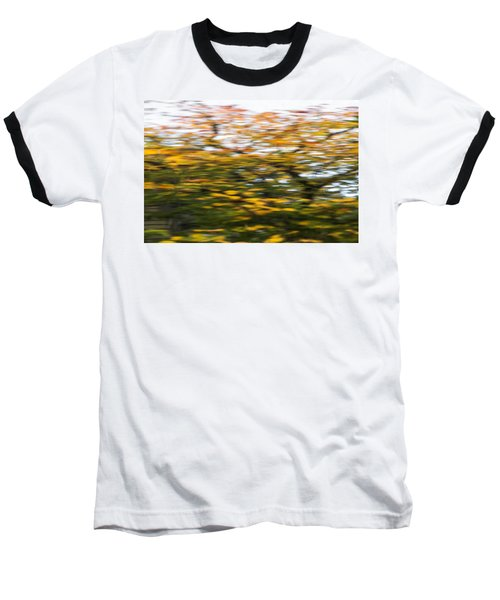 Abstract Of Maple Tree Baseball T-Shirt