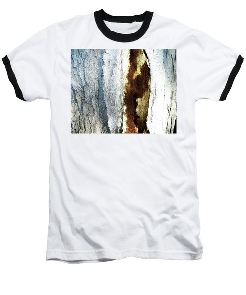 Baseball T-Shirt featuring the photograph Abstract One by Lenore Senior