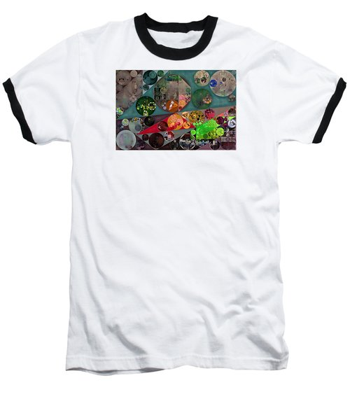 Abstract Painting - Chicago Baseball T-Shirt