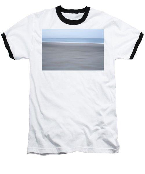 Abstract Seascape No. 10 Baseball T-Shirt