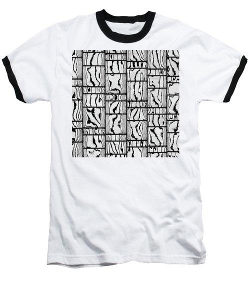 Abstritecture 18 Baseball T-Shirt