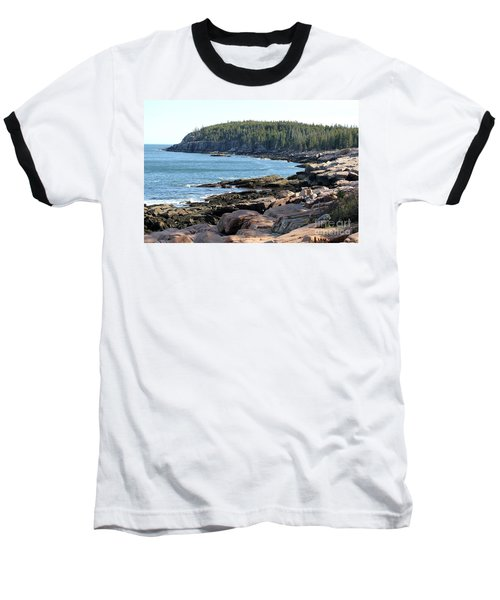 Acadia Cove Baseball T-Shirt
