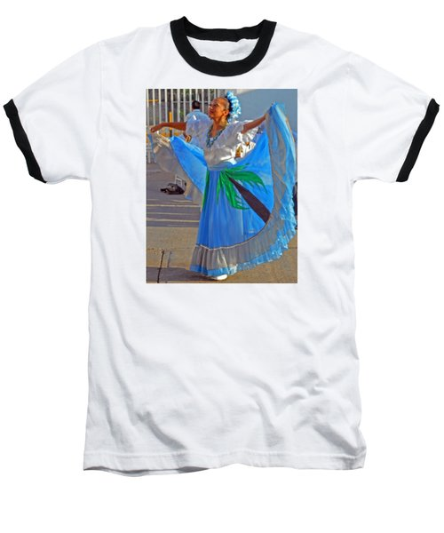 Acapulco  Dancer Baseball T-Shirt