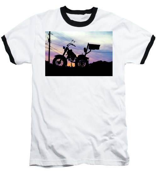 Accidental Beauty Baseball T-Shirt