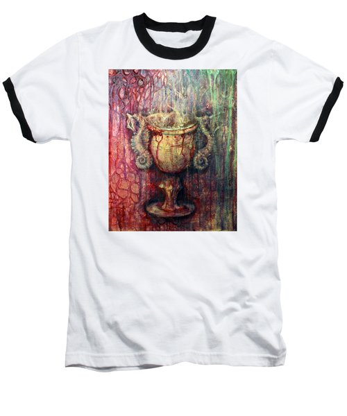 Ace Of Cups Baseball T-Shirt