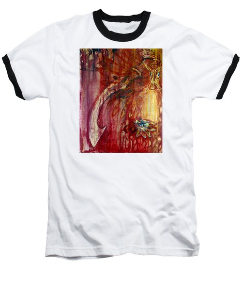 Ace Of Swords Baseball T-Shirt