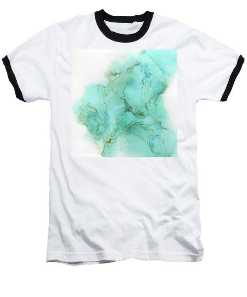 Across The Blue Sky Baseball T-Shirt