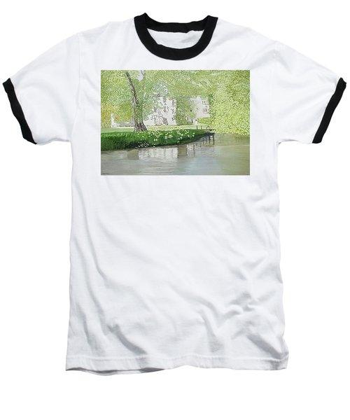 Across The Water Baseball T-Shirt