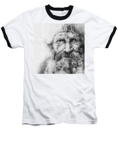 Adam. Series Forefathers Baseball T-Shirt