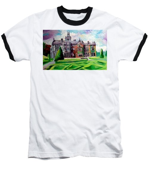 Adare Manor Co Limerck Ireland Baseball T-Shirt