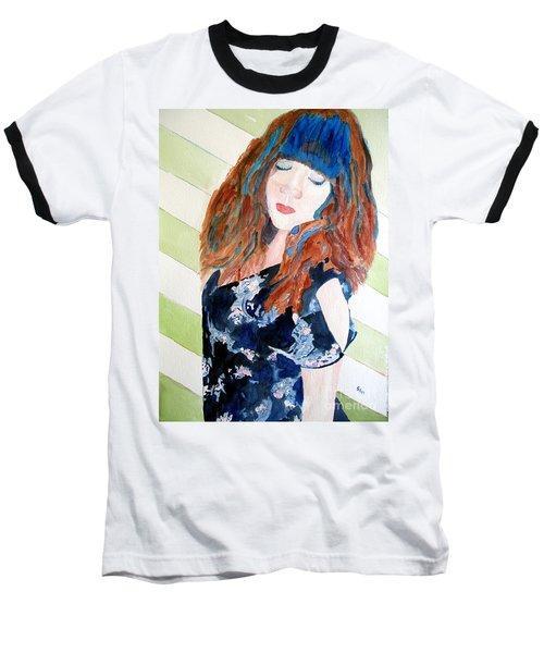 Adelina Baseball T-Shirt