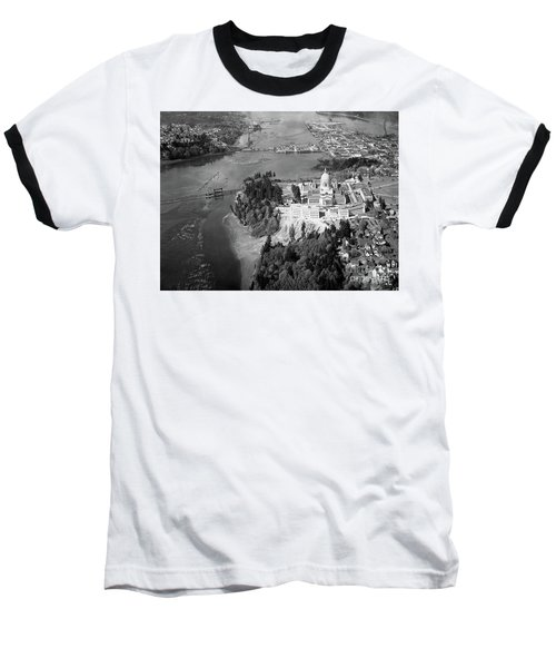 Aerial View Northward Over Olympia Baseball T-Shirt