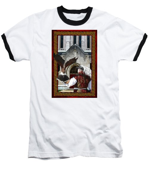 The Falconer Baseball T-Shirt
