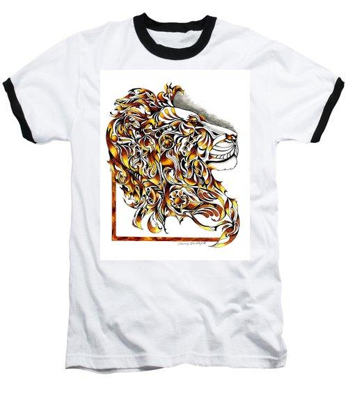 African Spirit Baseball T-Shirt