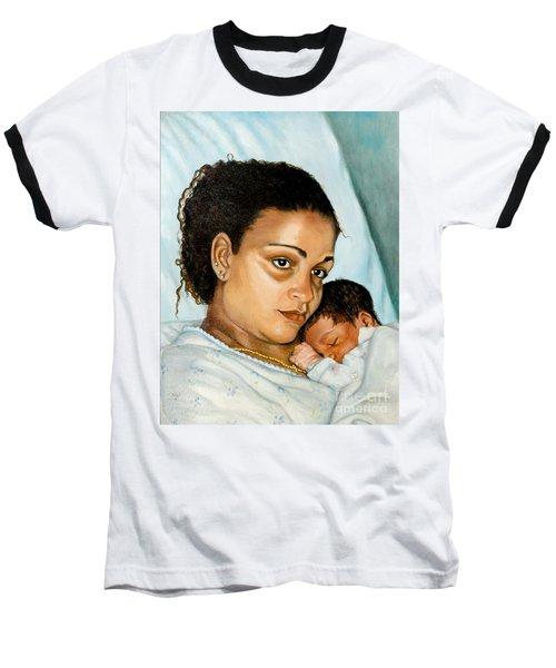 After Birth Jacina And Javon Baseball T-Shirt
