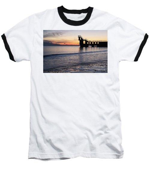 After Sunset Blackrock 2 Baseball T-Shirt
