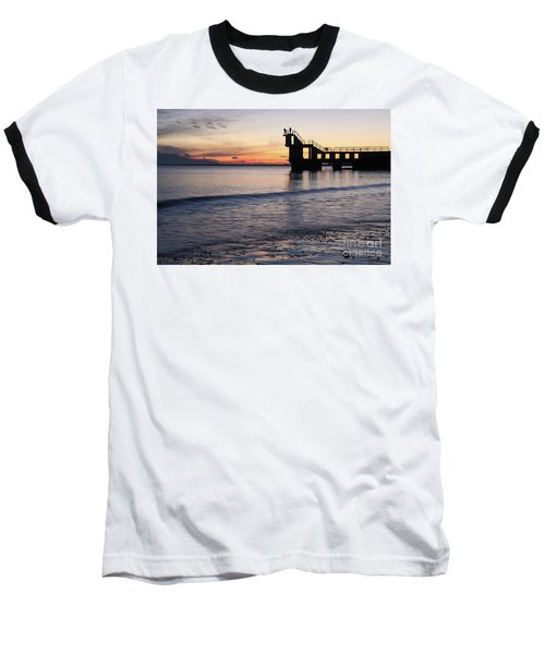 After Sunset Blackrock 2 Baseball T-Shirt