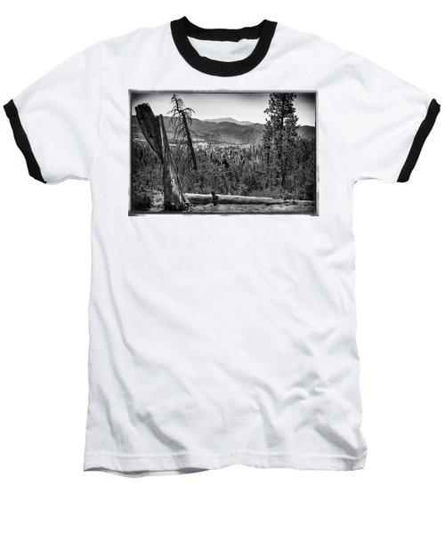 After The Fire Baseball T-Shirt