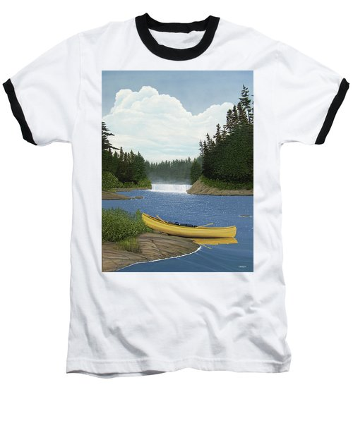 After The Rapids Baseball T-Shirt