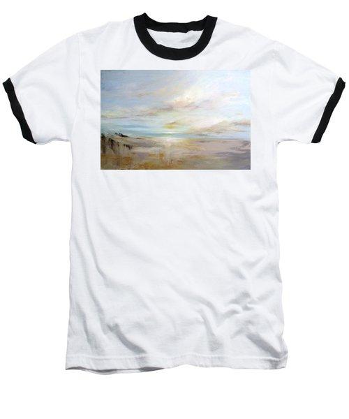 After The Storm Baseball T-Shirt by Dina Dargo