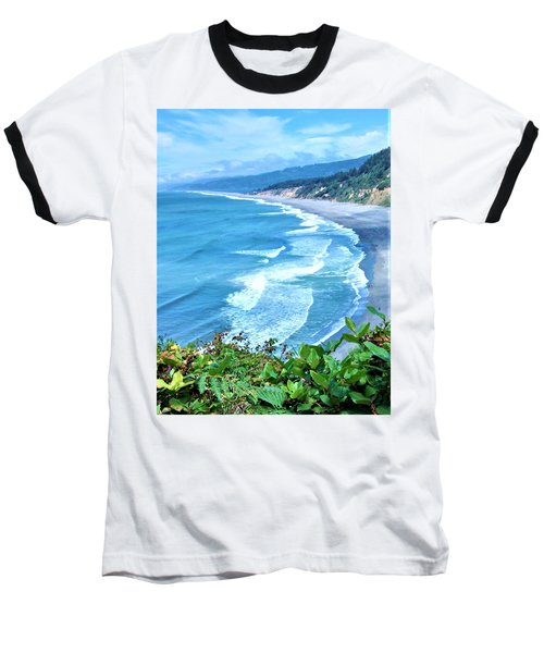 Agate Beach Baseball T-Shirt