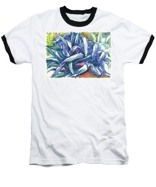 Agave Tangle Baseball T-Shirt