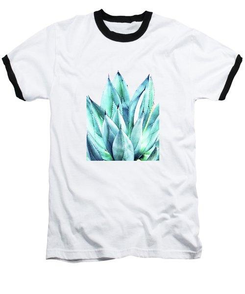 Agave Vibe Baseball T-Shirt by Uma Gokhale