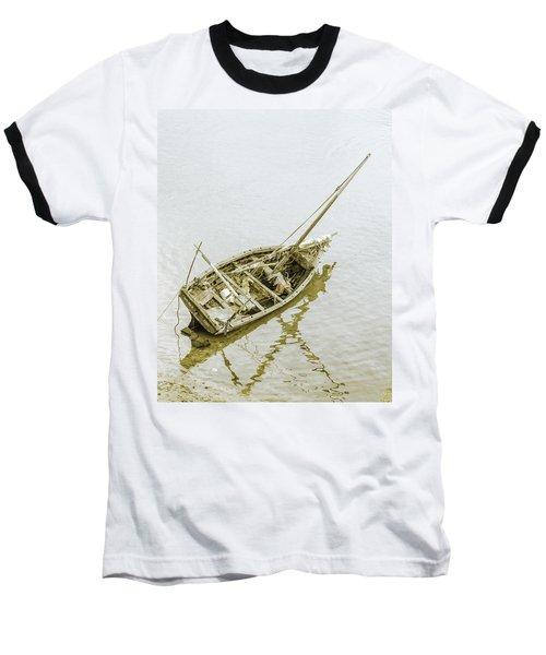 Aground Baseball T-Shirt