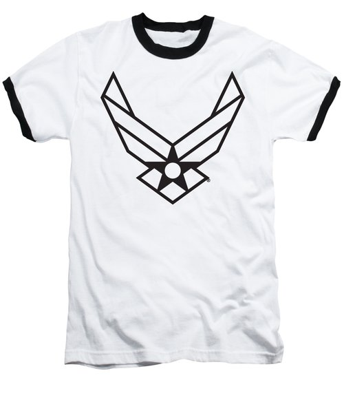 Air Force Logo Baseball T-Shirt
