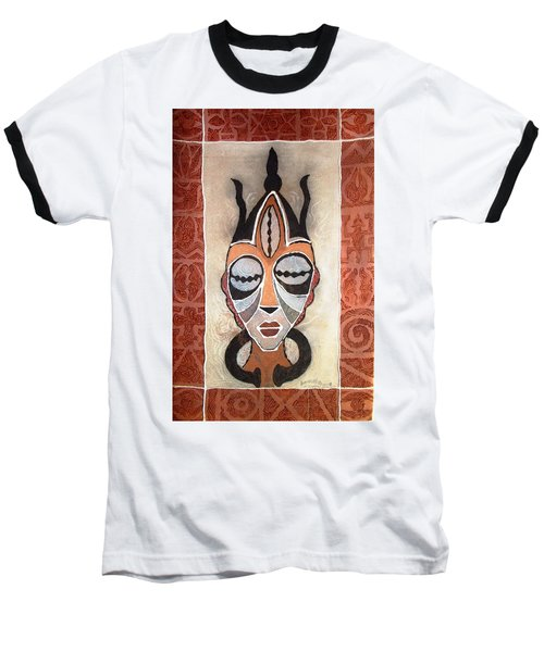 Aje Mask Baseball T-Shirt