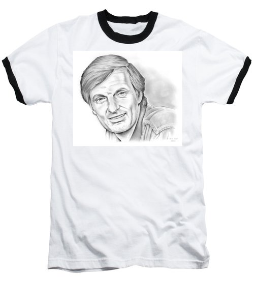 Alan Alda Baseball T-Shirt