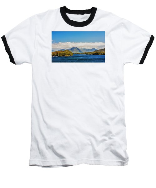 Alaskan Wilderness Baseball T-Shirt